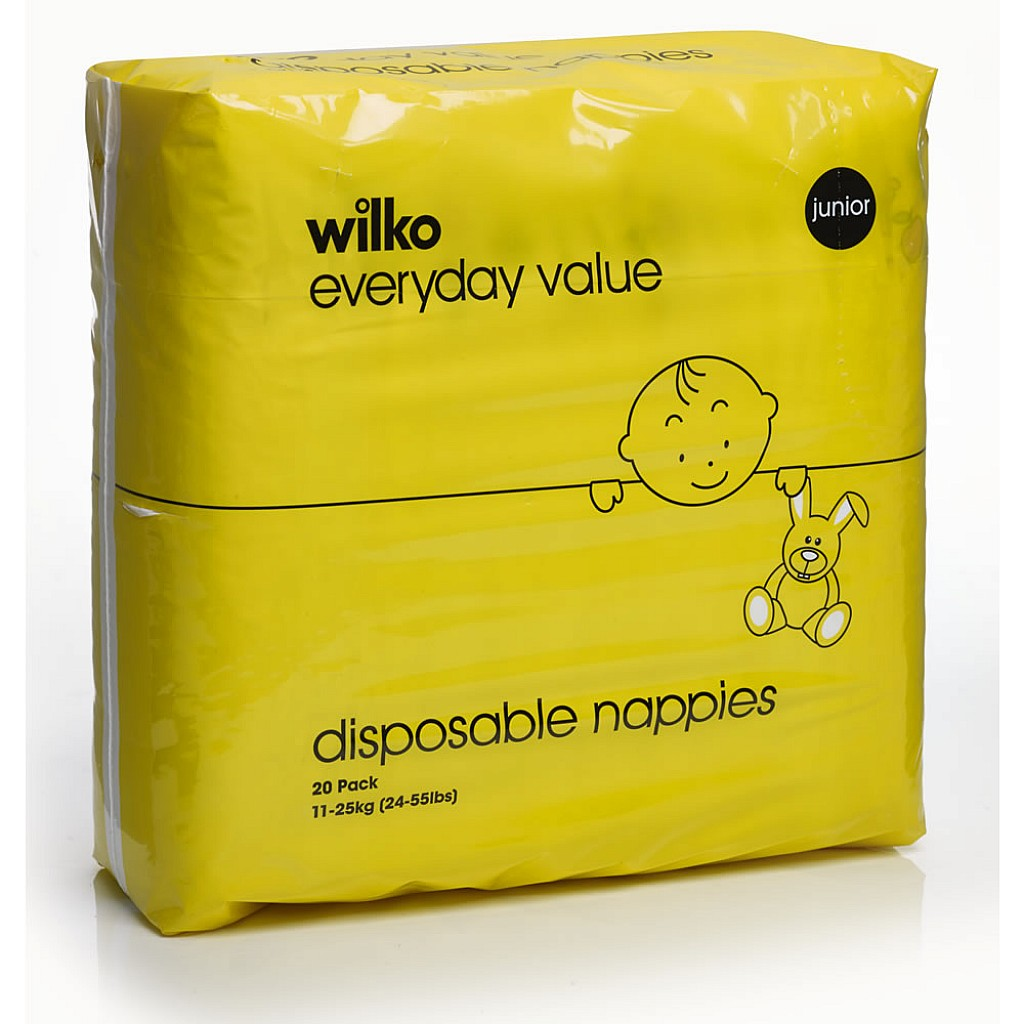 EzBrand WaLi Disposable Nappies